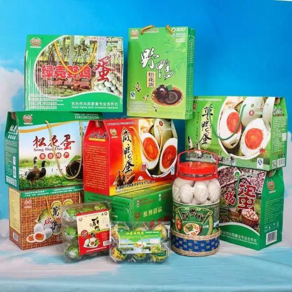 草鸡蛋、绿壳鸡蛋、咸鸭蛋、海鸭蛋、松花蛋等系列蛋品