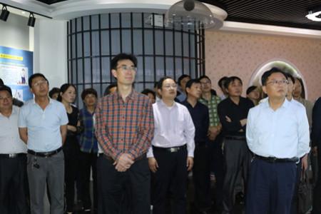 大丰区南阳镇:参观廉政教育基地开展警示教育